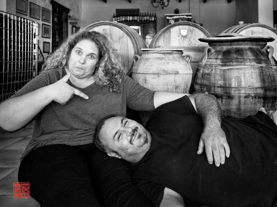 Xanthi Paschali & Ioannis Tzikas – Tzikas Family