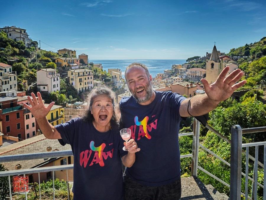 A.A. Possa – Heydi Samuele Bonanini à Riomaggiore Cinque Terre